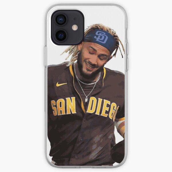 Fernando Tatis Jr - Baseball Art iPhone Soft Case