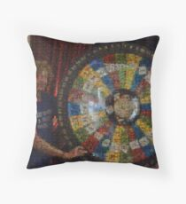 2015 in review - part 2 Throw Pillow