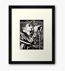 Joy Division Framed Print