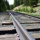 Train Tracks by clizzio