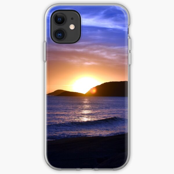 Squeaky Beach, Wilson's Promontory iPhone Soft Case