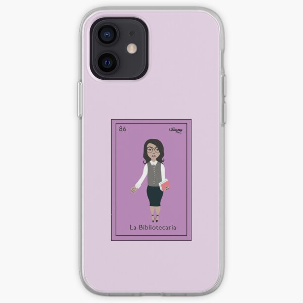 La Bibliotecaria iPhone Soft Case