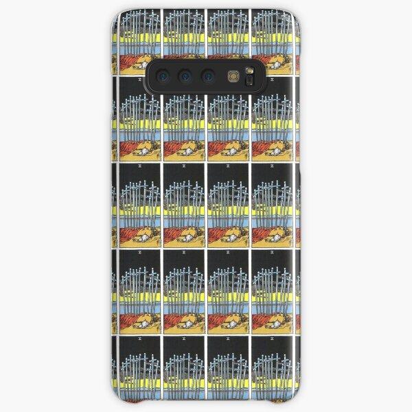 ten of swords Samsung Galaxy Snap Case