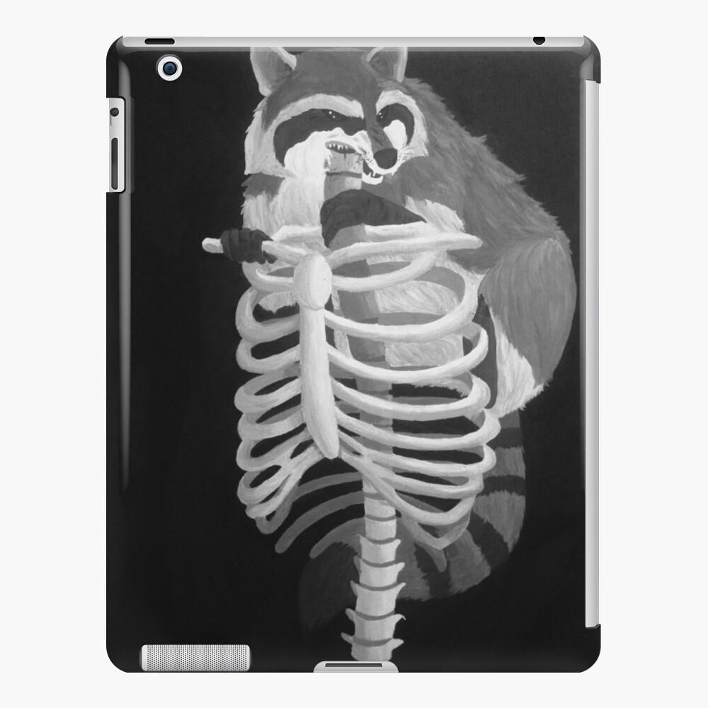 Waschbärkäfig iPad-Hülle & Skin