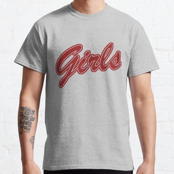Niñas (rojo) Camiseta clásica
