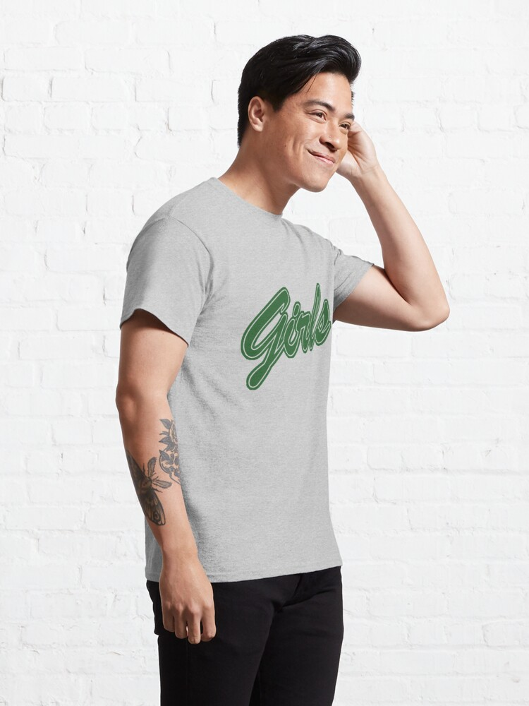 Alternate view of Girls (Green) Classic T-Shirt
