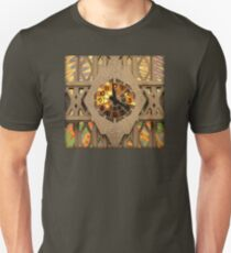 Tiffany Clock In The Guardian Building - Detroit Unisex T-Shirt