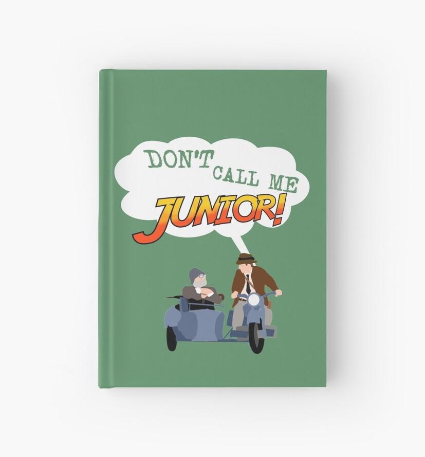 Ruf mich nicht Junior an! von dodadue89