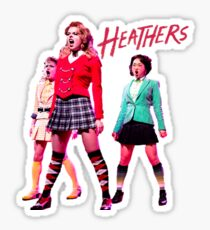 Heathers Musical  Sticker