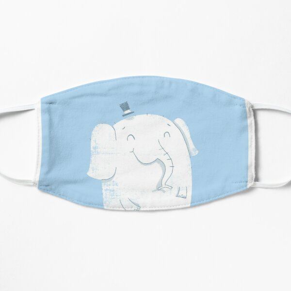 Happy Elephant Mask Mask