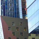 NY City Building  by clizzio
