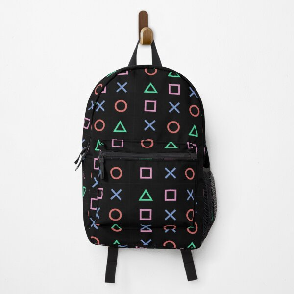 Classico Controller Buttons Icon Backpack