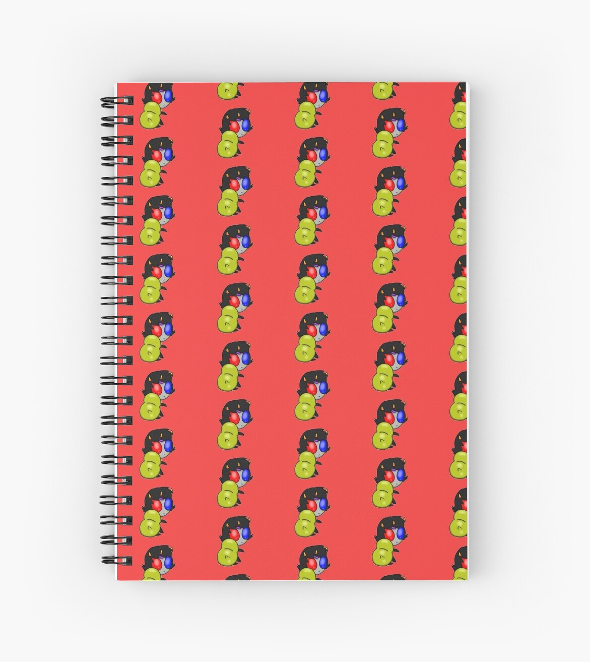 Quot Cute Baby Grub Quot Spiral Notebooks By Gibsonjewel Redbubble