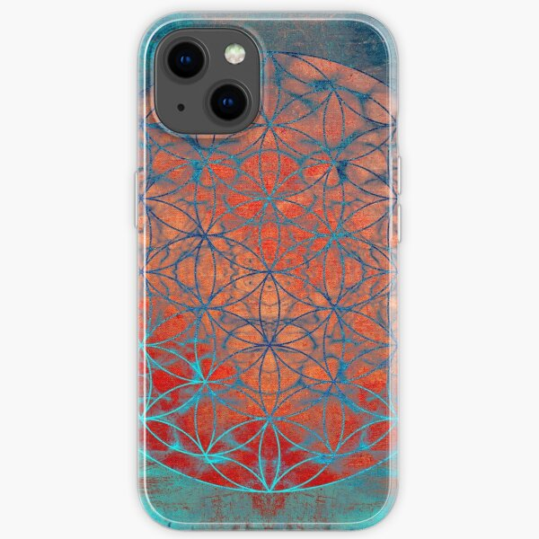 flower of life 2019 iPhone Soft Case