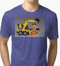 Emmet! Tri-blend T-Shirt