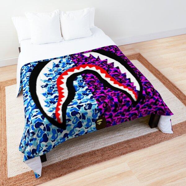 Bape Shark Comforter