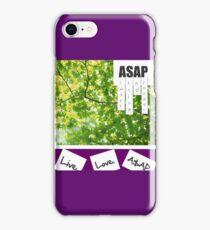 Live.Love.A$AP iPhone Case/Skin