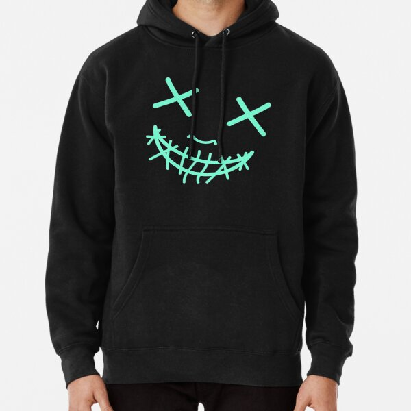 The Purge Face Pullover Hoodie