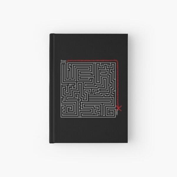 The Weirdist Maze Hardcover Journal