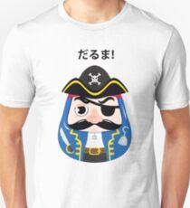 Pirates Daruma T-Shirt