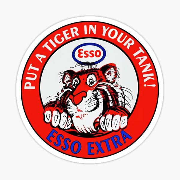 Logo Tigre Esso Sticker