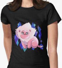 SU - Sternenäugiger Löwe Tailliertes T-Shirt für Frauen