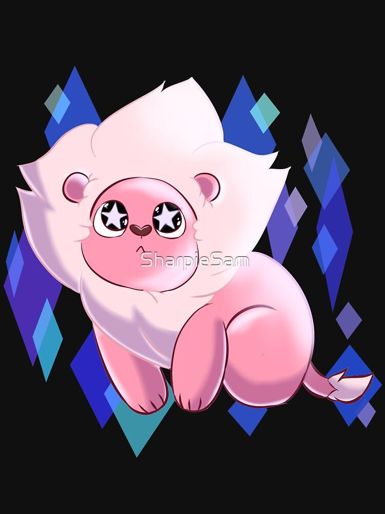 SU - Starry Eyed Lion  by SharpieSam