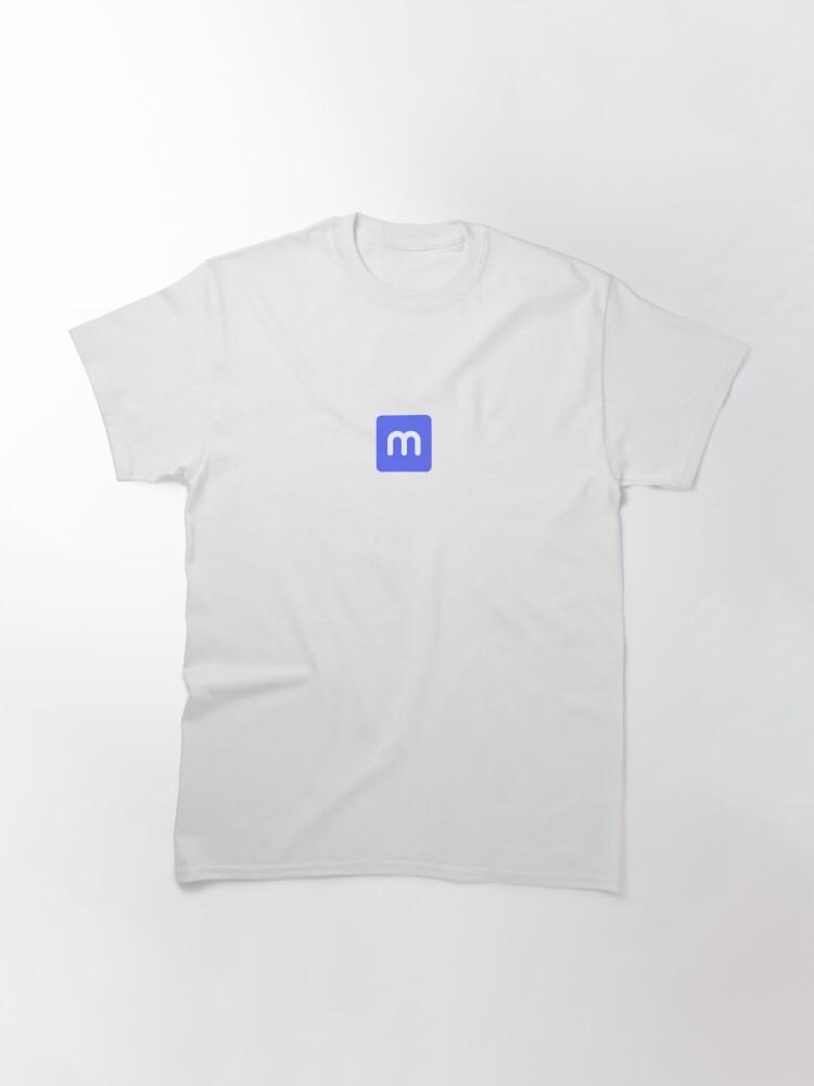 Alternate view of minerstat - Original (Center) Classic T-Shirt