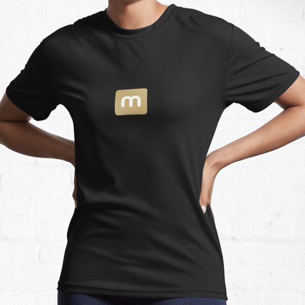 minerstat - Gold Active T-Shirt
