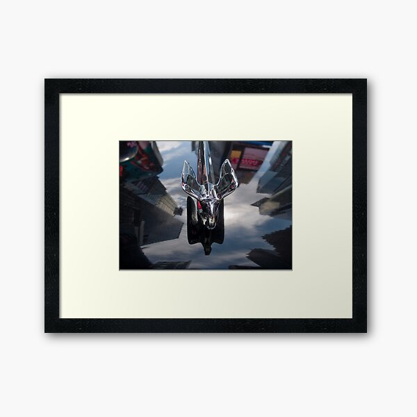Packard - Times Square, NYC Framed Art Print