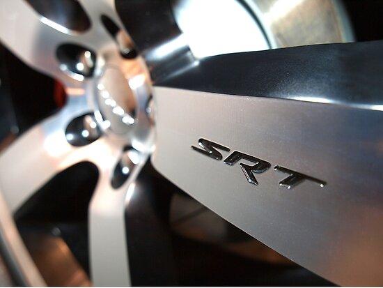 2012 Dodge Challenger Rim Detail by ponycargirl