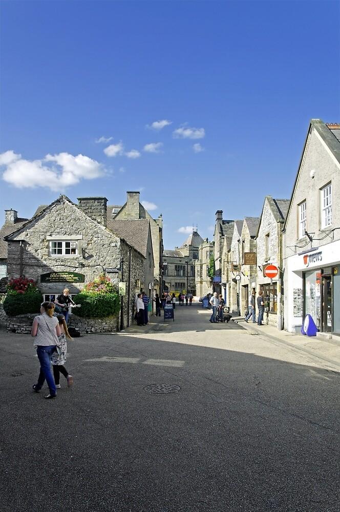 Water Street, Bakewell by Rod Johnson