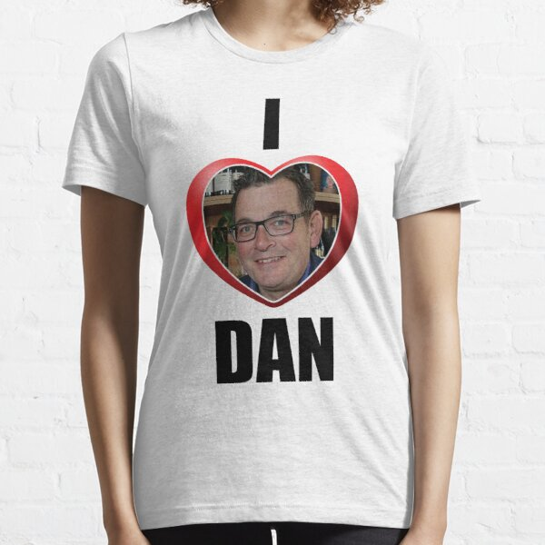 I Love Dan Andrews GET ON THE BEERS Essential T-Shirt
