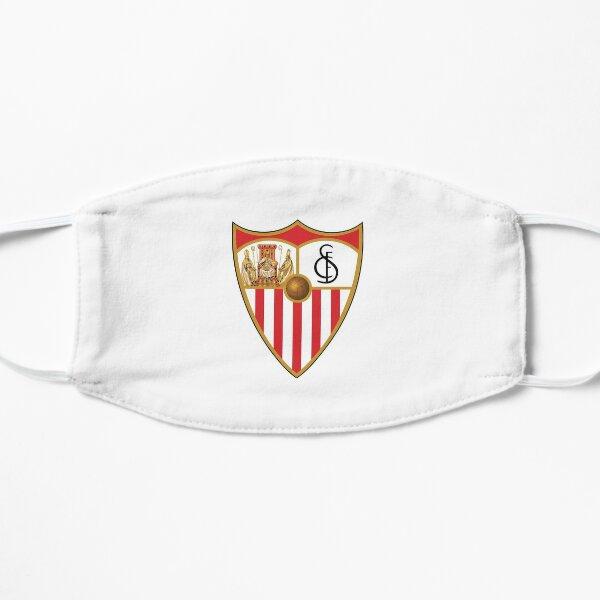 Sevilla FC Mascarilla plana