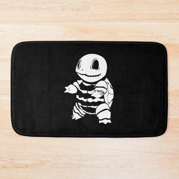Skeleton turtle Bath Mat
