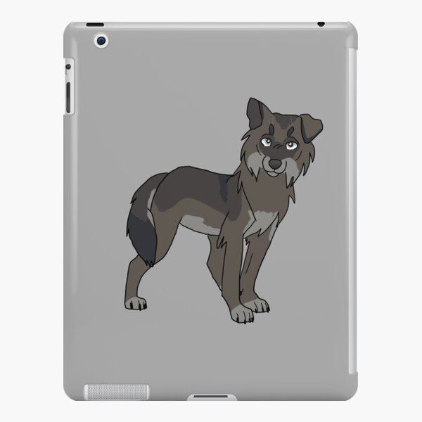 The Wolf Chronicles: Azzuen iPad Snap Case