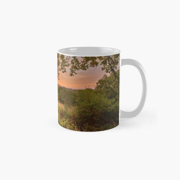 St Helens Common Sunrise Classic Mug