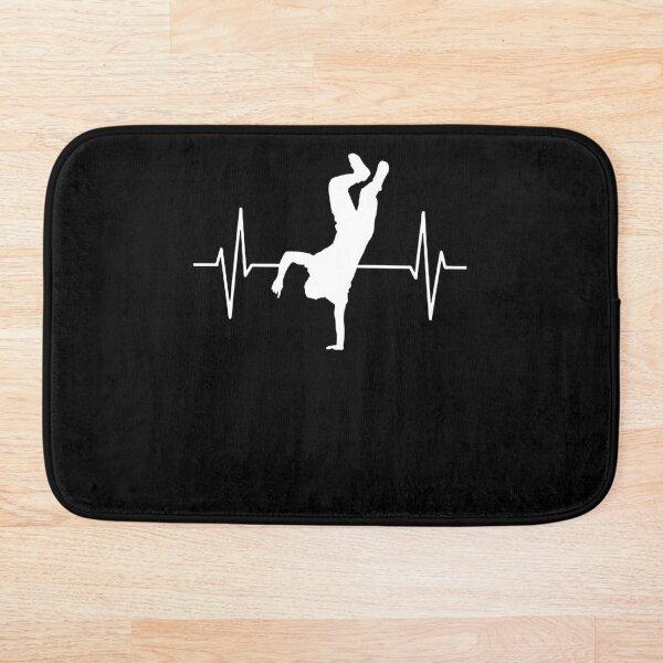 Street Dance Hip Hop Dance Break Dance Gift Bath Mat