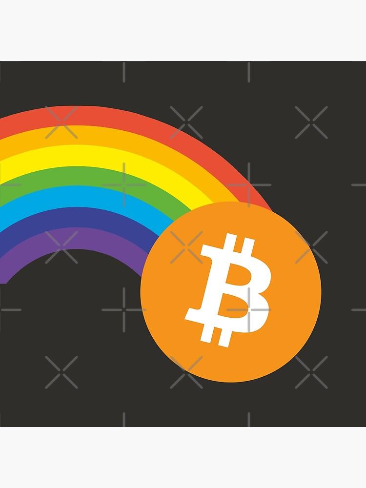 Bitcoin Pot  by MyMadMerch