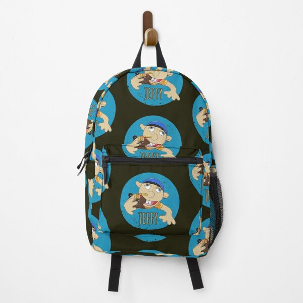 Jeffy The Puppet Hot selling! Backpack