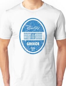 World Cup Football - Greece Unisex T-Shirt