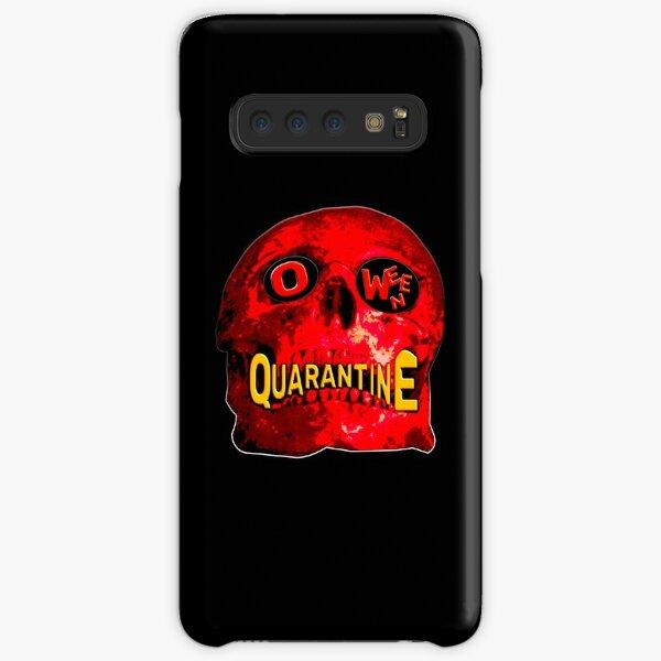 QUARANTINE O WEEN Samsung Galaxy Snap Case