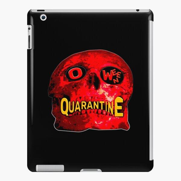 QUARANTINE O WEEN iPad Snap Case