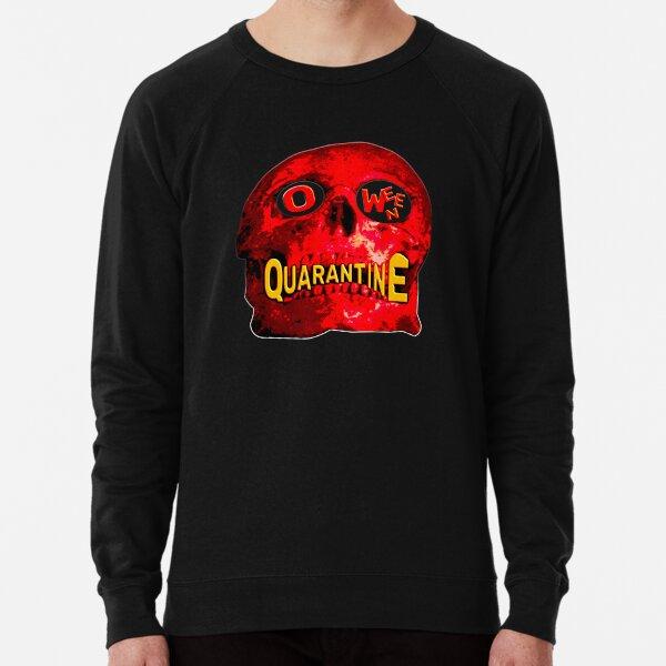 QUARANTINE O WEEN Lightweight Sweatshirt