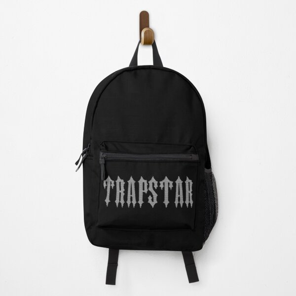 Trapstar London checkered logo design Backpack