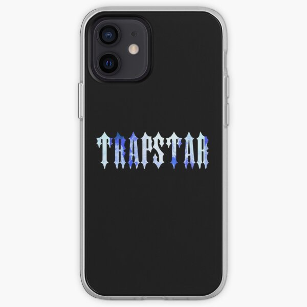 Trapstar London logo design iPhone Soft Case