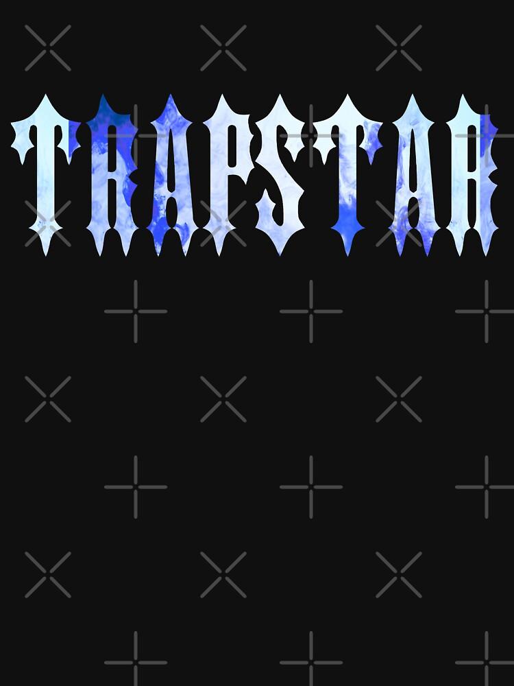 Trapstar London logo design by HiddenMist
