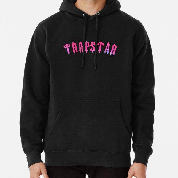 Diseño del logo de Trapstar London Sudadera con capucha