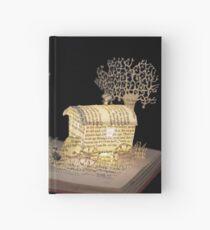 Danny Champion of the World, Roald Dahl book sculpture Hardcover Journal