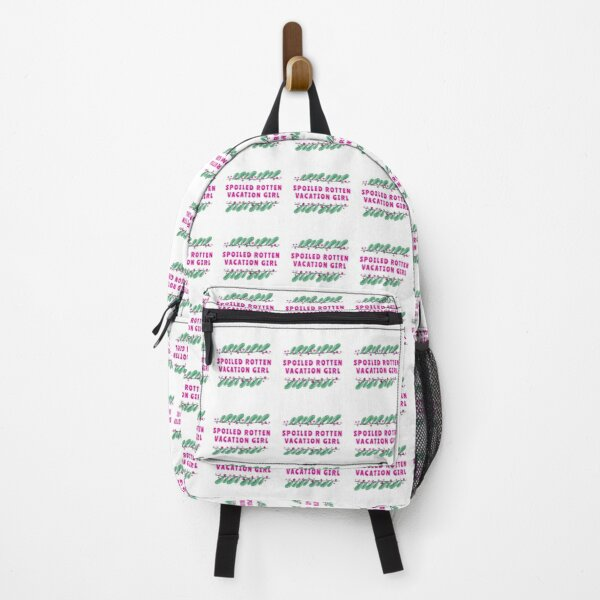 Spoiled Rotten Vacation Girl Backpack